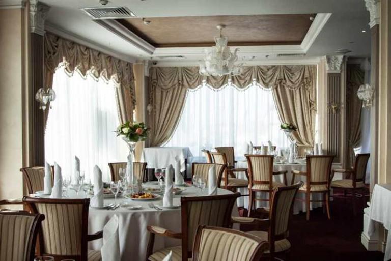 restaurant Tiberio