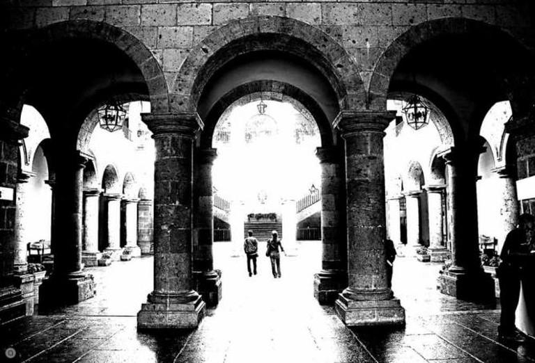 Palacio Municipal, Guadalajara