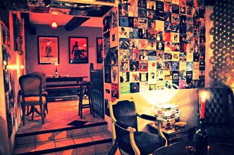 Analog Bar interior