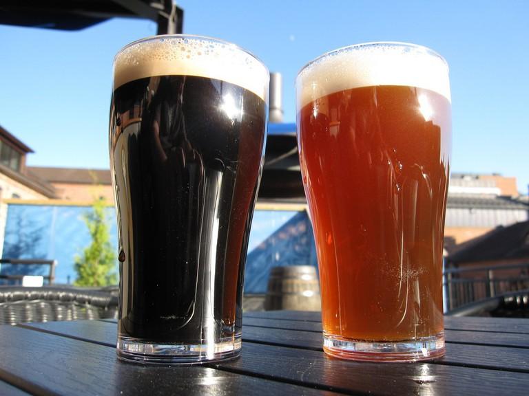 St. Patrick's Stout & Wieses Ale