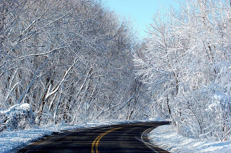 Winter in Burnsville