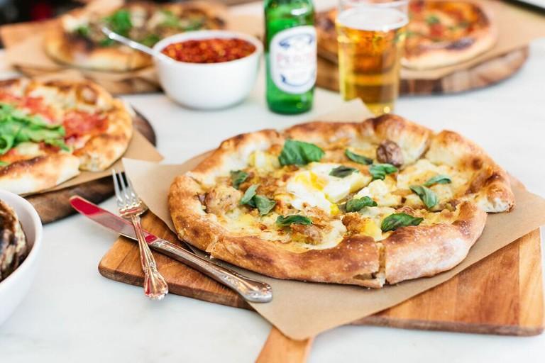 North Italia's Pizza