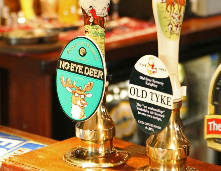 Craft Beer on Draught