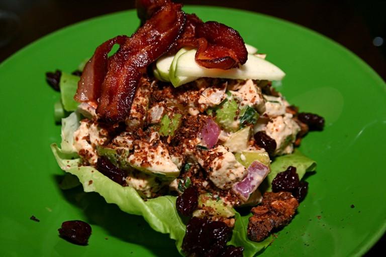 Cobb Salad Green Well Gastro Pub