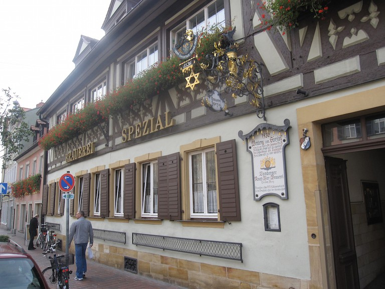 Fässla brewery is one of Bamberg's oldest breweries, dating back to 1649