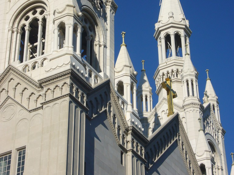 St. Patrick's Catholic Church, San Francisco