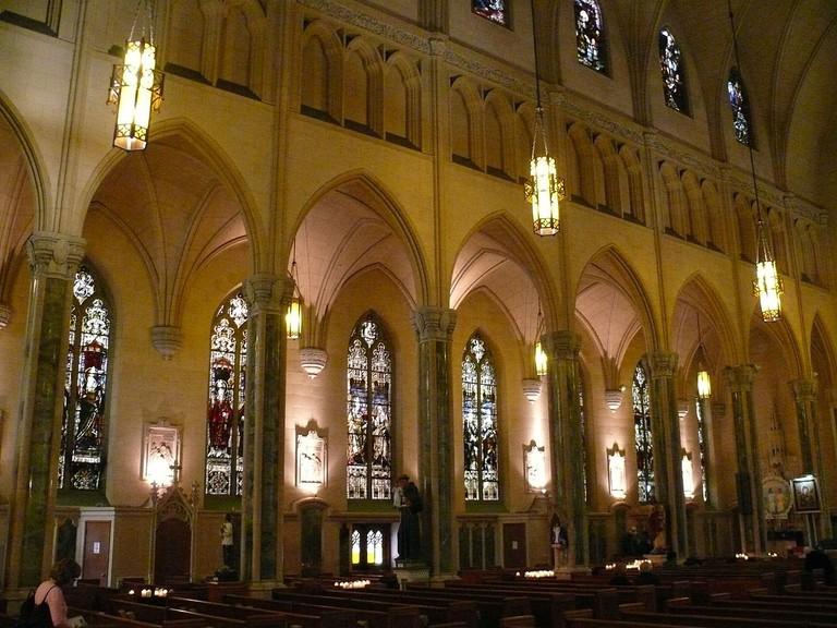 Holy Virgin Cathedral, San Francisco