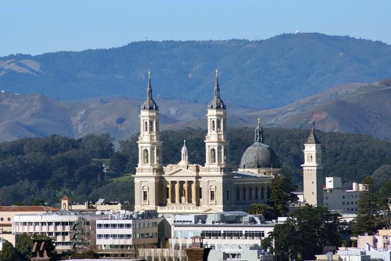 Saints Peter and Paul Church, San Francisco