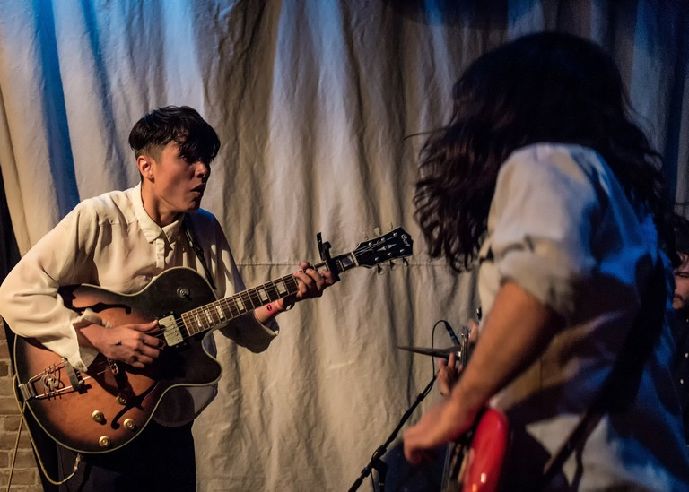 Kera and The Lesbians-Pengilly Saloon-Treefort 2015-Credit-Michael Smith