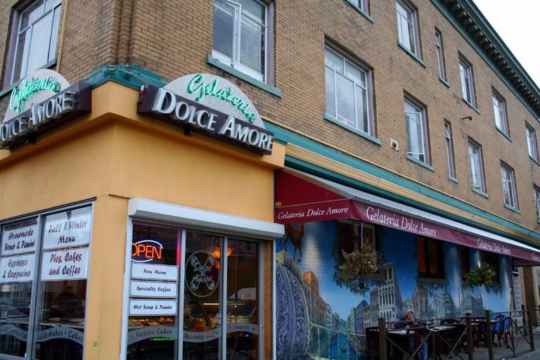 Earnest Ice Cream, Quebec Street