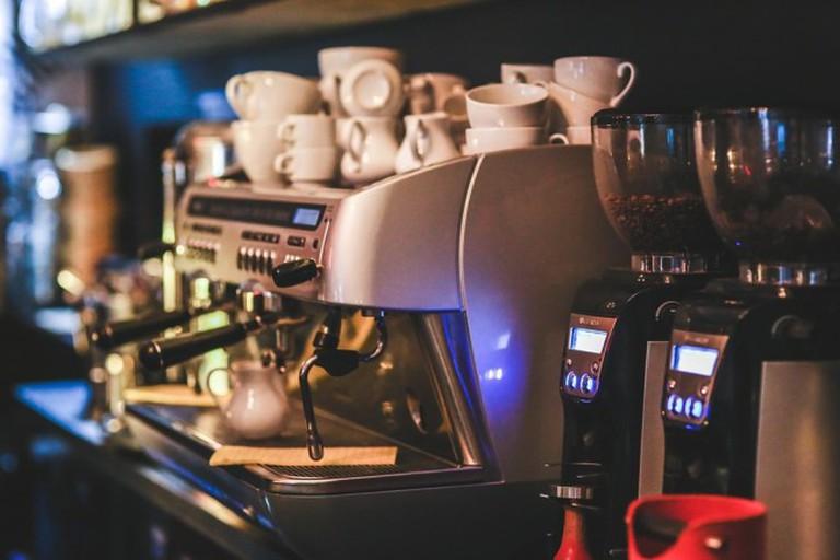 Café machine express fabricant