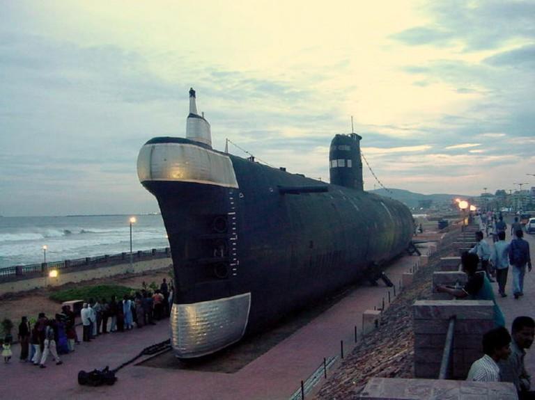 INS Kurusura Submarine Museum, Vishakhapatnam
