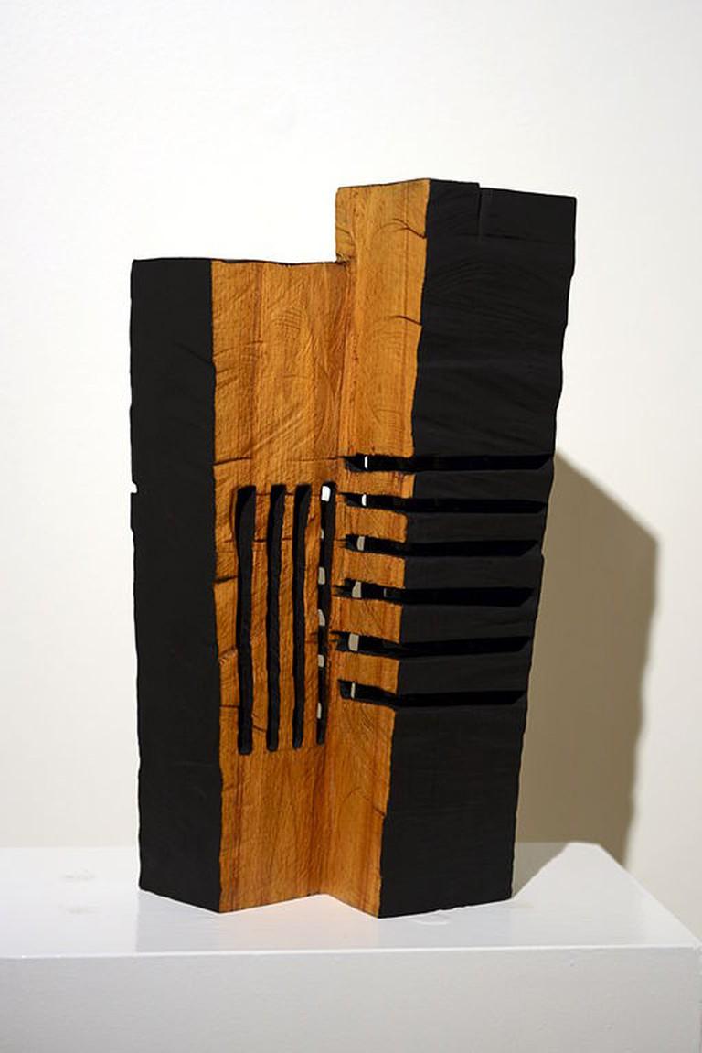 Ausstellung Jhemp Bastin, Sculptures, Galerie Simoncini, 22. November - 31. Dezember 2013