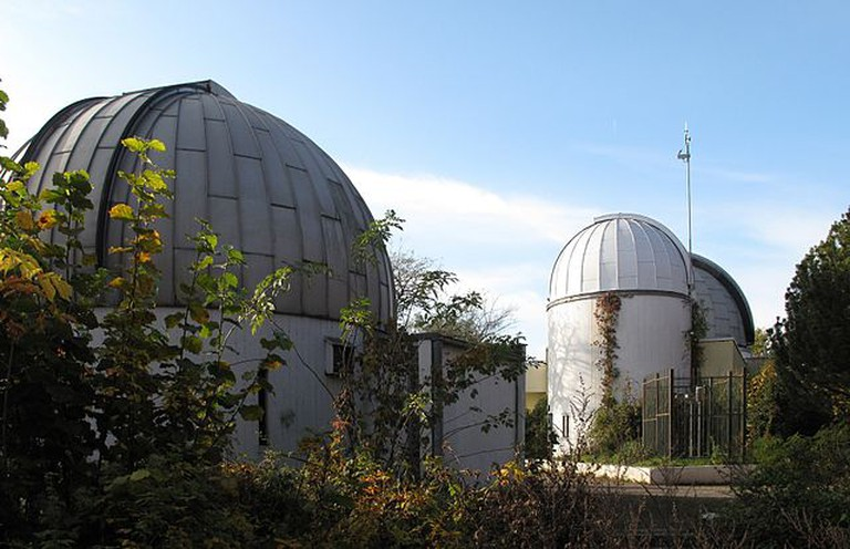 Wilhelm-Foerster Observatory and Planetarium