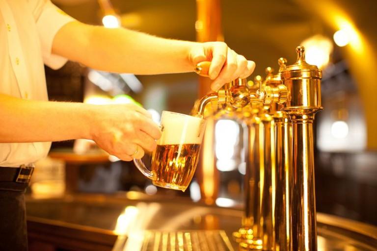 Beer, Outdoor, Bar