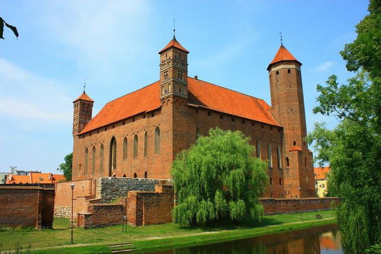 Castle of Warmian Bishops