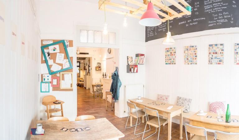 Bar and hub of creativity