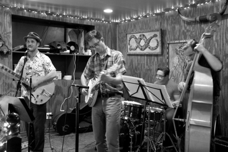 Grit and The Double Knit at Honky Tonk 13