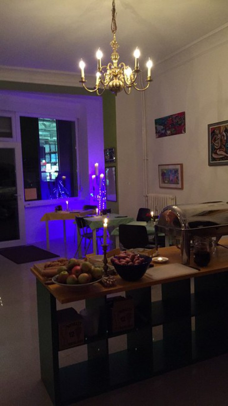 Café Moabit, 55 Emdener Str