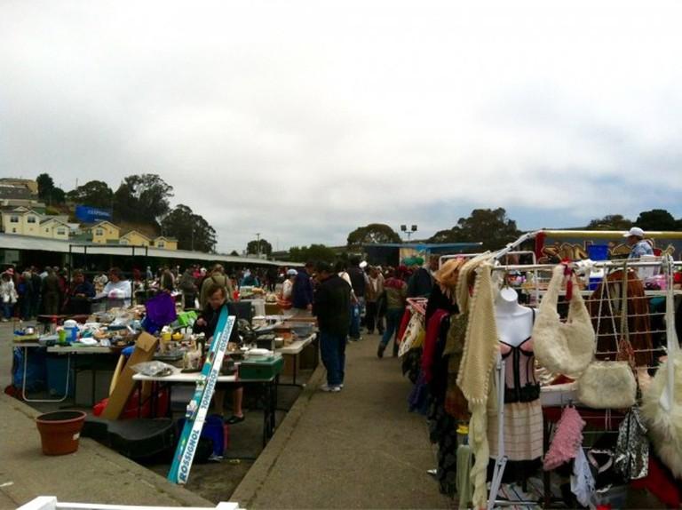Berkeley Flea Market, Berkeley