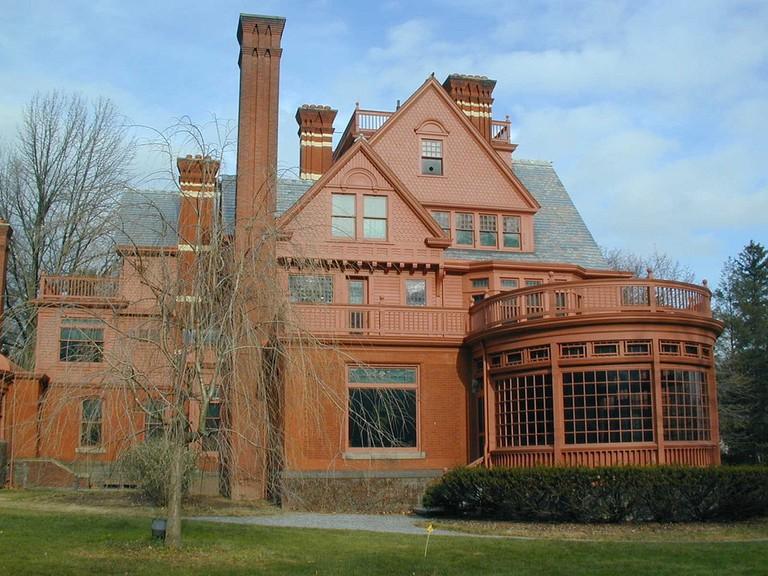 Glenmont, Thomas Edison National Historical Park, West Orange