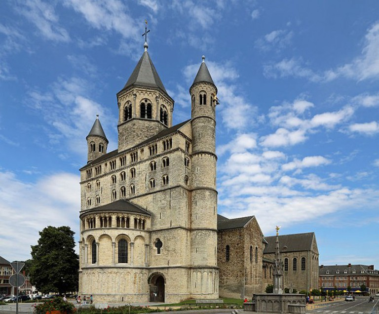 Collegiate Church of St. Gertrude in Nivelles