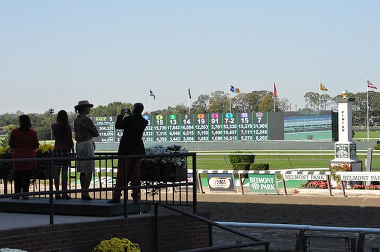 Flickr.com - Belmont Park