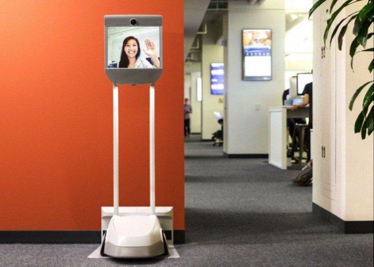 Square Employee Robot