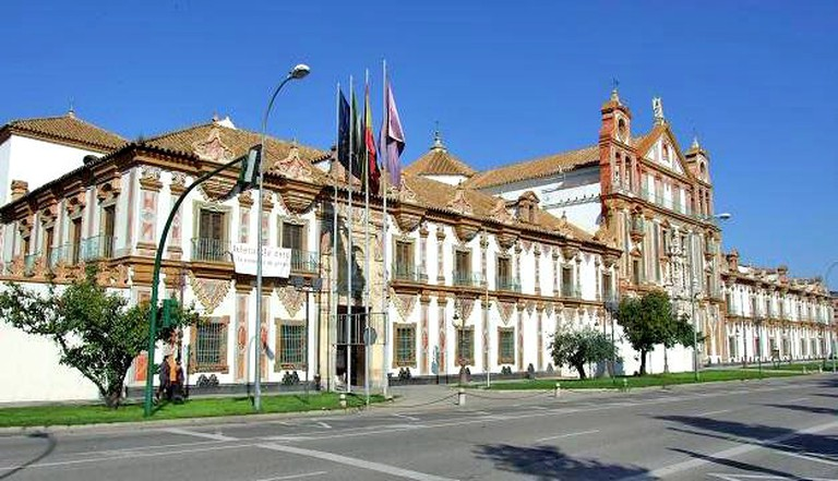Palacio de la Merced, en Córdoba (España)