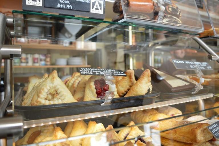 Pastries at Cinderella Bakery
