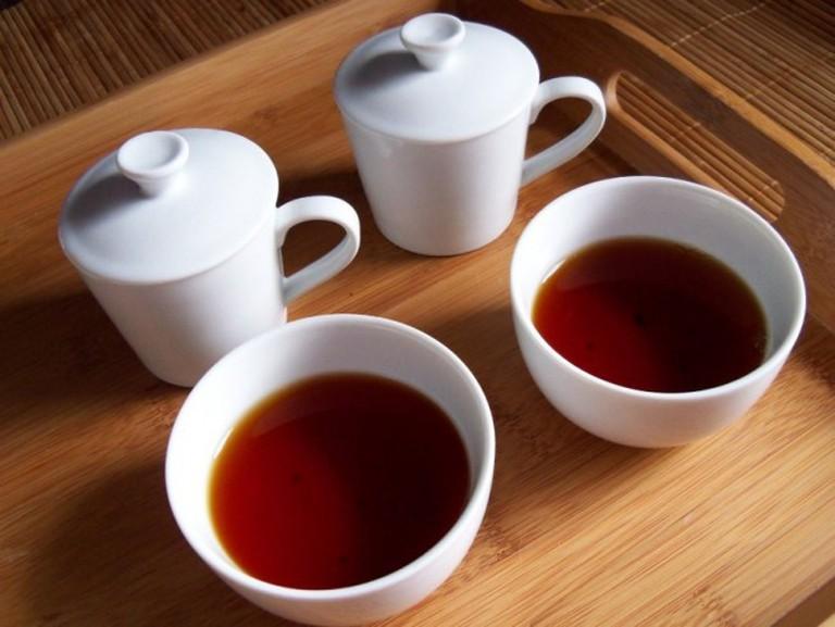 Tea Bar & Organics