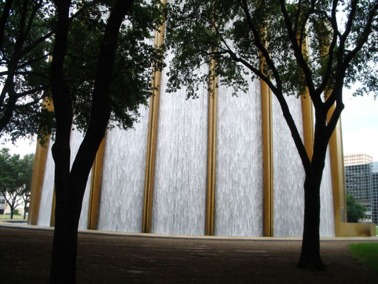 Gerald D. Hines Waterwall Park, Houston