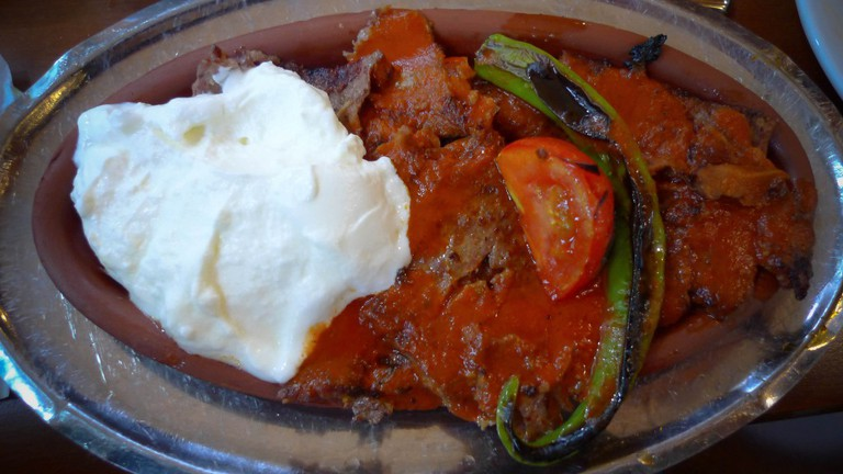 Iskender, Mediterranean Dish