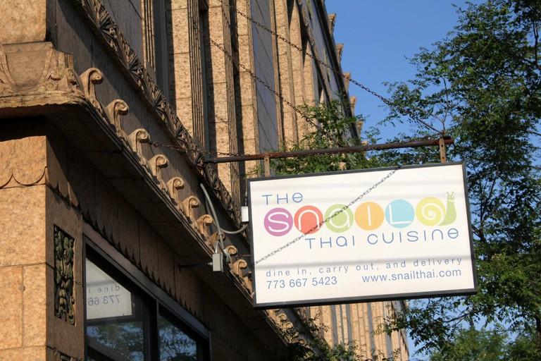 Snail Thai Cuisine, Chicago