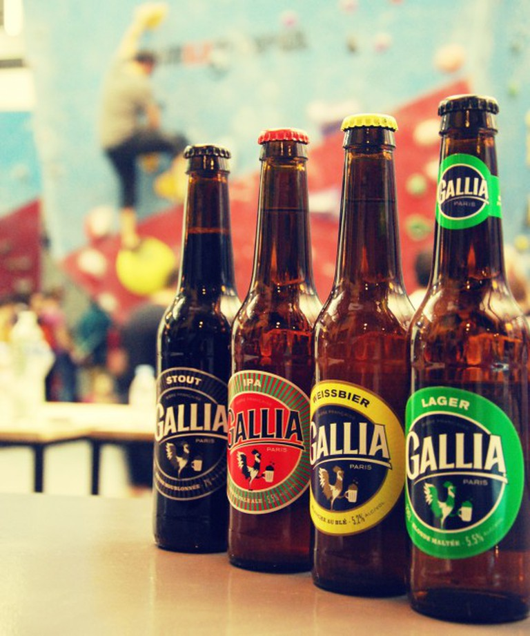 Bar Gallia, Pantin