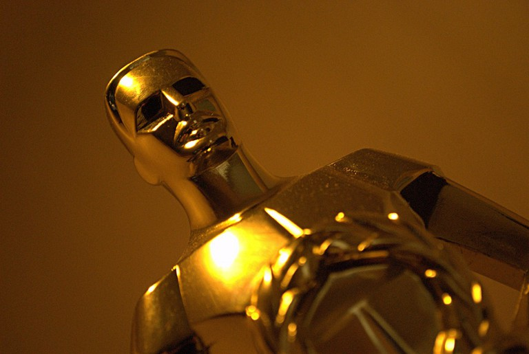 Oscar award statue