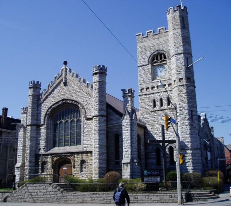 Church of the Messiah, Toronto