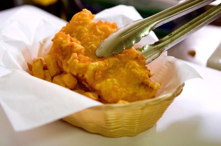 Fish Bites & Chips