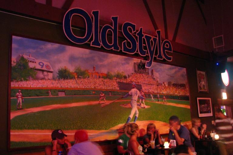Sluggers World Class Sports Bar, Chicago