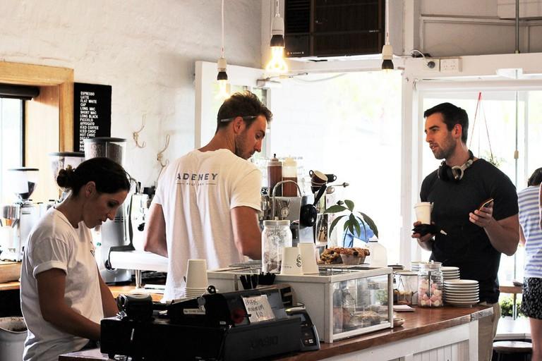 Adeney Milk Bar Cafe, Kew