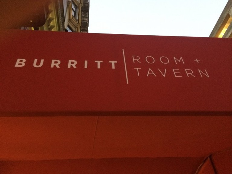 Burritt Room + Tavern