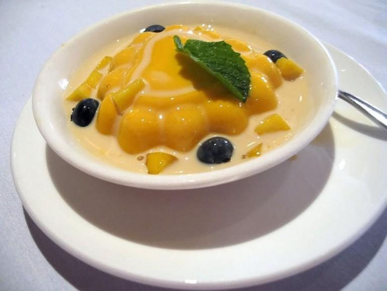 Aloe Jelly Dessert