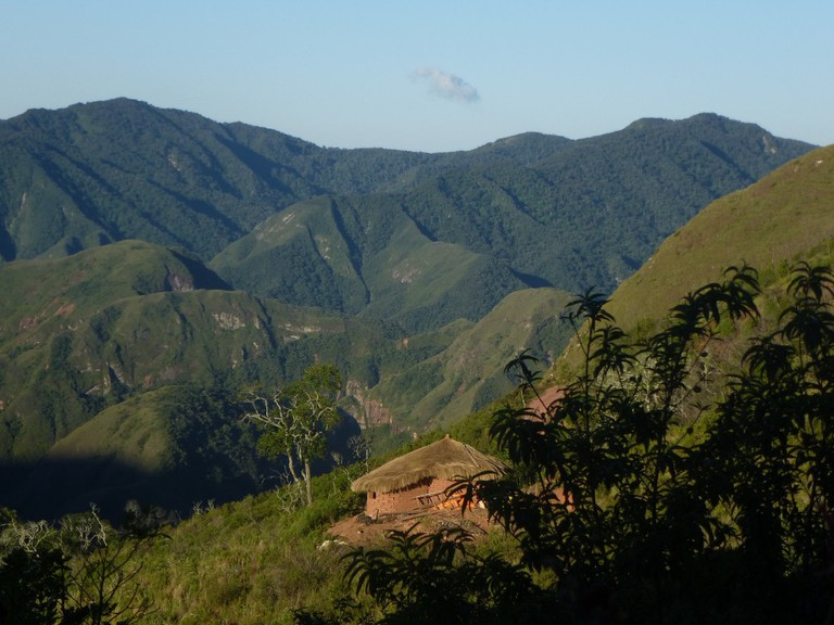 National park in Samaipata