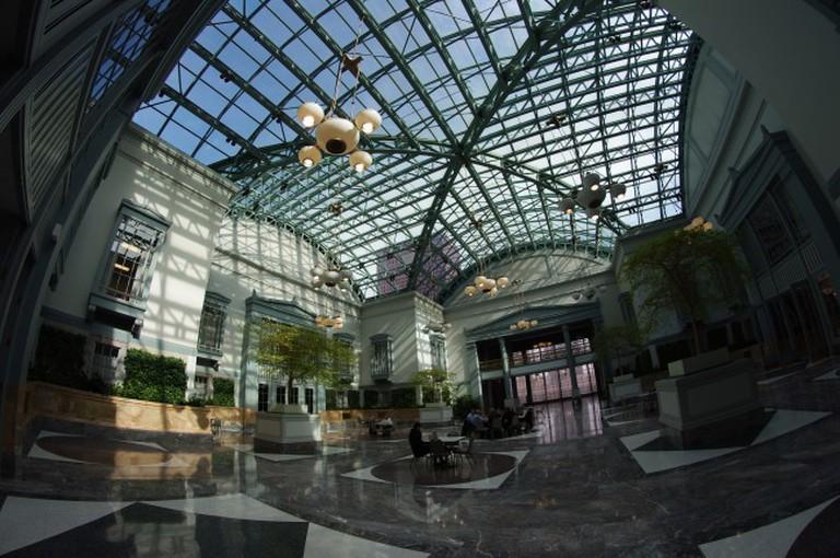 Harold Washington Library, Chicago