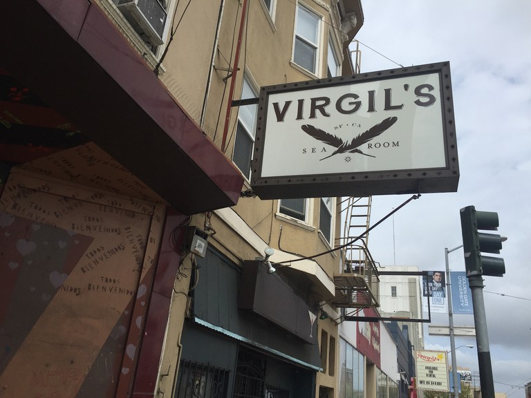 Virgil's Sea Room