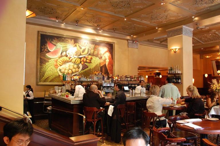 Scala's Bistro, San Francisco