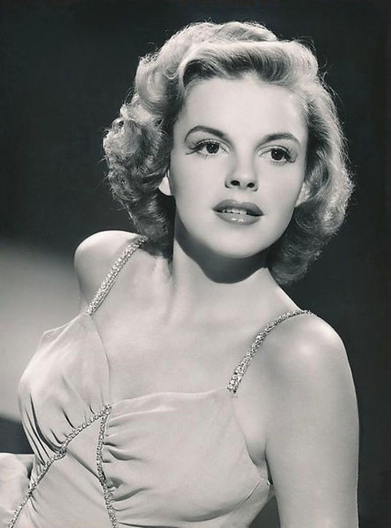 Judy in 1943