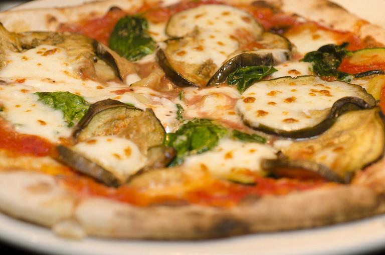 Pizza Vegtariana KCI_1375