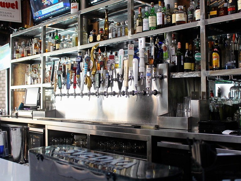 Bar at Brü Haus
