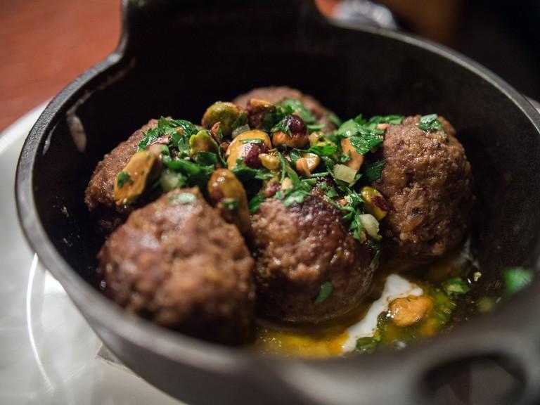 Found Kitchen - Lamb Meatballs